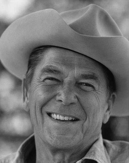 Ronald Reagan, acteur/president