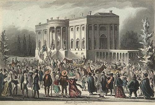 Jacksons inauguratie